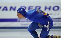 SCHAATSEN: LEEUWARDEN, 22-10-2016, Elfstedenhal,  KNSB Trainingswedstrijden, Pim Schipper, ©foto Martin de Jong