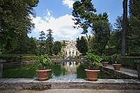 Villa d'Este Gardens, Italy