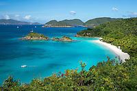 Trunk Bay<br /> Virgin Islands National Park<br /> St. John<br /> US Virgin Islands