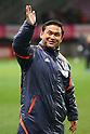 Sasaki Norio Head Coach (JPN), .April 1, 2012 - Football / Soccer : .KIRIN Challenge Cup 2012 .Match between Japan 1-1 USA .at Yurtec Stadium Sendai, Miyagi, Japan. .(Photo by Daiju Kitamura/AFLO SPORT) [1045]..