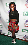 Justine Skye Attends 135th Street Agency Holiday Party Featuring the Beautiful Textures 2014 Upfront! And Special Performance by Atlantic Records' Sevyn Streeter Hosted by Angela Yee, Angela Simmons and Sway Calloway Held at Arena, NY