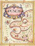 Punch Almanack for 1947 (front cover, 728 October 1946)
