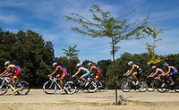 ITU 2012 World Triathlon Series - Madrid