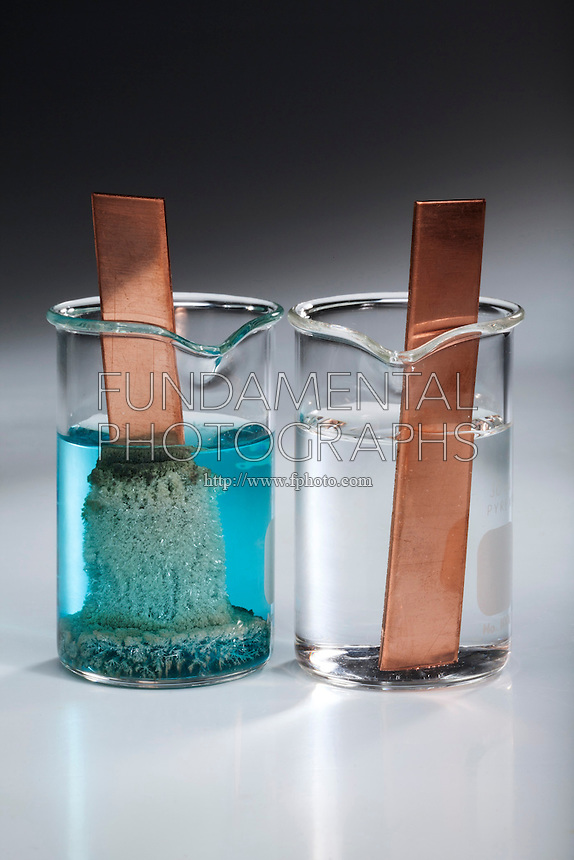 COMPARISON OF ZINC &amp; SILVER REDUCTION POTENTIALS<br />