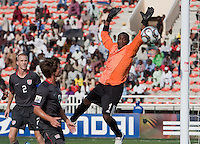 Cuthbert Seengwa. US Men's National Team Under 17 defeated Malawi 1-0 in the second game of the FIFA 2009 Under-17 World Cup at Sani Abacha Stadium in Kano, Nigeria on October 29, 2009.