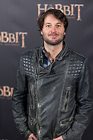 "Fernando Andina attends  ""The Hobbit: An Unexpected Journey"" premiere at the Callao cinema- Madrid."