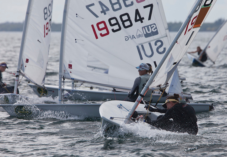 198556, Fleet: Laser Radial, Annalise Murphy, Country: IRL
