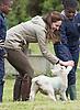 """Kate Middleton Visits """"Farm For City Children"""""""