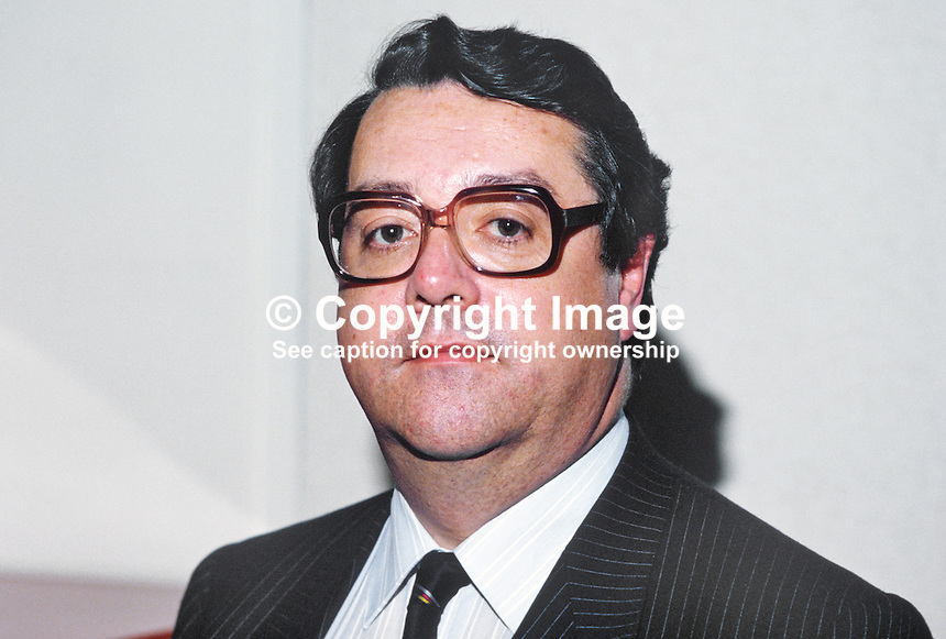 Gil Warnock, chief executive, N Ireland, PA Management Consultants, 19850031GW.<br />