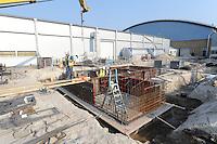 SCHAATSEN: HEERENVEEN: IJsstadion Thialf, 19-03-15, Ver(nieuw)bouw, ©foto Martin de Jong