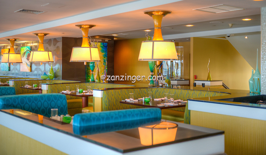 Golden Nugget Chart House Restaurant, Atlantic City World-famous Boardwalk, Sand, Resort hotels,  Architecture;  New Jersey; Seaside Resort;