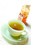 Herb Tea with honey