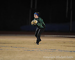 Oxford High goalie Emily Meadows (1) vs. Ridgeland in girls soccer North Half championship play-off action on Tuesday, February 2, 2010 in Oxford, Miss.