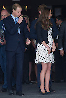 Prince William has an unpleasant smell