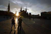 RUSSIA - Russland - MOSCOW, MOSKAU; RED SQUARE, ROTER PLATZ      &copy; Christian Jungeblodt
