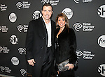 Former NFL and Four Time Super Bowl Champion Bill Romanowski and Jill Romanowski Attend Time Warner Cable, Food Network and SHOWTIME Ultimate Tailgate Experience During NFL Super Bowl XLVIII, NY