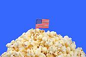 Stock Photo of Popcorn