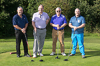 Formost Security - Pictured from left are Daryl Cockerill, Paul Richie, Chris Smith and Lee Kinsella