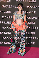 Betty Bachz at the Maybelline Bring on the Night party at The Scotch of St James, London, UK. <br /> 18 February  2017<br /> Picture: Steve Vas/Featureflash/SilverHub 0208 004 5359 sales@silverhubmedia.com