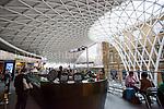CandS Ltd - Yalla Yalla, Kings Cross Station, London  11th July 2012