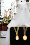 Procesión de la Resurrección de la Cofradia de la Orden Tercera. Ferrol.