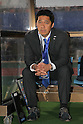 Masanobu Matsunami (Gamba), .MAY 16, 2012 - Football : AFC Champions League 2012 .Qualifying 6th Round Group E match between .Gamba Osaka 0-2 FC Adelaide United FC .at Expo 70 Stadium, in Osaka, Japan.  Osaka continued their dismal start to the 2012 season finishing bottom of their group and not making the knock-out stage of the competition. (Photo by Akihiro Sugimoto/AFLO SPORT)