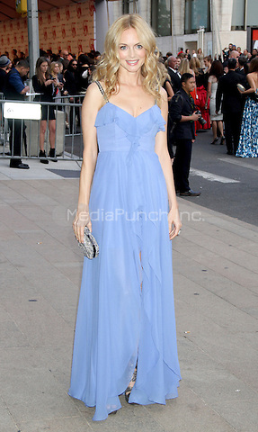 June 04, 2012: Heather Graham attends the 2012 CFDA Fashion Awards at Alice Tully Hall Lincoln Center in New York City. © RW/MediaPunch Inc. ****NO GERMANY***NO AUSTRIA****