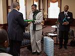 Botswana Delegation 2014