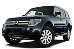 Mitsubishi Pajero InStyle 5 Door SUV Stock Photography
