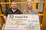 Lottery Winners 9-21-15