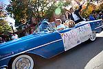 Los Altos High School Homecoming Parade