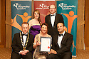 IHI Awards, IRISH HOSPITALITY INSTITUTE FOUNDERS'  & HOSPITALITY MANAGEMENT AWARDS 2012.Dublin,