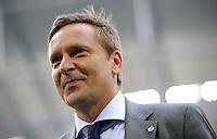 FUSSBALL   1. BUNDESLIGA   SAISON 2011/2012    4. SPIELTAG FC Schalke 04 - Borussia Moenchengladbach             28.08.2011 Horst HELDT (FC Schalke 04)