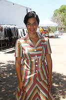 America Ferrera on the set of Chavez filming on location in 30 minutes from the Mexican capital on the coast of Hermosillo. June 5, 2012. Credit: Baldemat de los Llanos/NortePhoto/MediaPunch Inc. ***NO MEXICO**NO SPAIN**NO GERMANY**NO AUSTRIA***