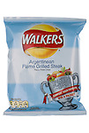 Packet of Walkers World Cup Argentinean Flame Grilled Steak Flavour Crisps - May 2010
