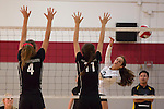 2013 volleyball: Mountain View High School