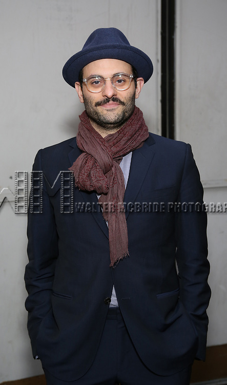 Arian Moyad attends the Broadway Opening Night of 'Lillian Helman's The Little Foxes' at the  Samuel J. Friedman Theatre on April 19, 2017 in New York City