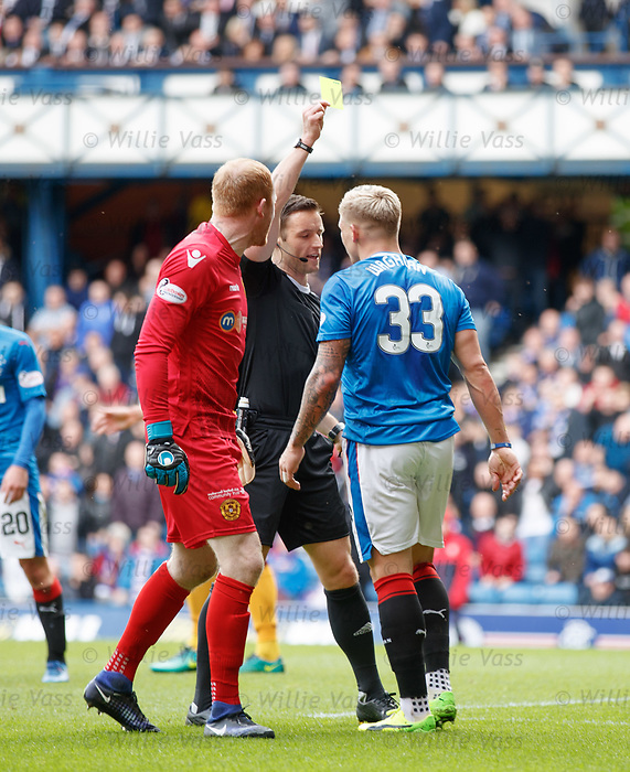 Martyn Waghorn booked for simulation