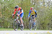 WIELRENNEN: DRACHTEN: 02-05-2015, AM-Bokaal van Drachten, Alyda Norbruis, ©foto Martin de Jong
