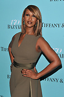 NEW YORK, NY - APRIL 19: Iman at the Harper's Bazaar: 150th Anniversary Party at The Rainbow Room on April 19, 2017 in New York City. <br /> CAP/MPI/PAL<br /> &copy;PAL/MPI/Capital Pictures