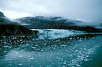 AK: Glacier Bay National Park, Alaska, Margerie Glacier    .Photo Copyright: Lee Foster, lee@fostertravel.com, www.fostertravel.com, (510) 549-2202.Image: akglac208