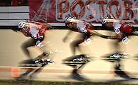 Campeonato Nacional Interligas de Patinaje / Interleague National Skating Championship 2013