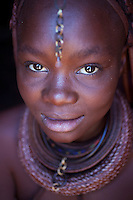 Himba tribe woman, Namibia