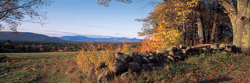 "New Hampshire Panoramics: Images from the book ""New Hampshire, A Living Landscape"""