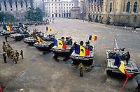 Romania: Revolution of 1989