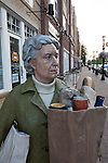 Known for its art galleries and famous  sculptures around town by J. Seward Johnson, Carmel is a tourist and  art-lovers destination in Indiana, USA