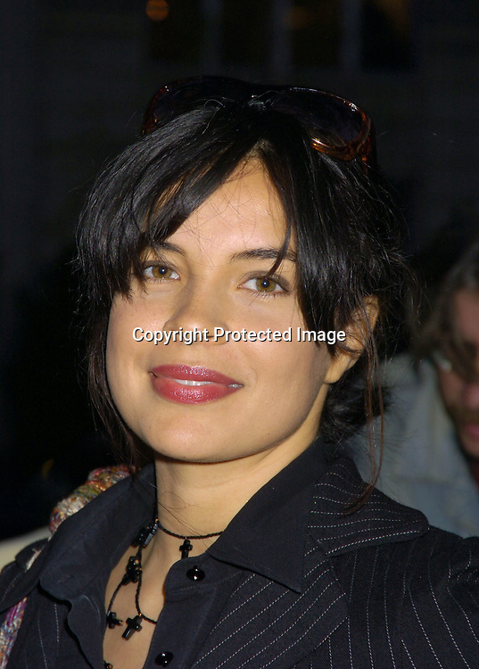 "Zuleikha Robinson ..at a Special Screening of "" A Lot Like Love"" on april 18, 2005 at the Clearview Chelsea West Cinema. ..Photo by Robin Platzer, Twin Images"