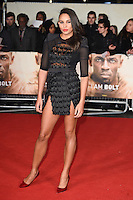 LONDON, UK. November 28, 2016: Louise Hazel at the &quot;I Am Bolt&quot; World Premiere at the Odeon Leicester Square, London.<br /> Picture: Steve Vas/Featureflash/SilverHub 0208 004 5359/ 07711 972644 Editors@silverhubmedia.com
