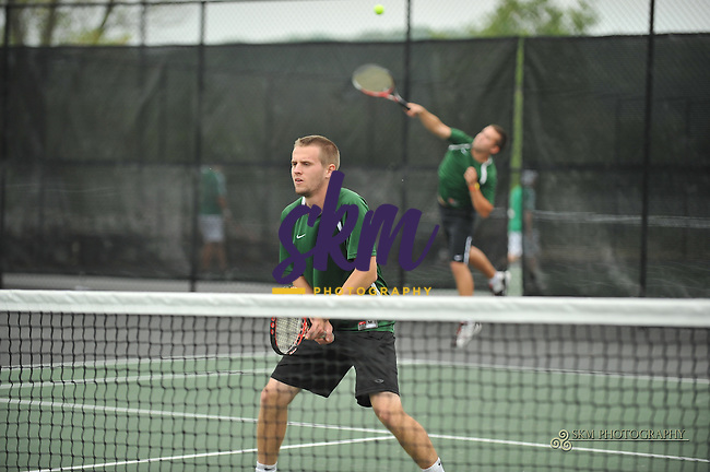 Stevenson University Mens tennis hosted McDaniel College on an overcast Thursday afternoon at the Greenspring Campus.Stevenson University Mens tennis hosted McDaniel College on an overcast Thursday afternoon at the Greenspring Campus.