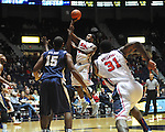 "Ole Miss' Nick Williams (20) vs. East Tennessee State at the C.M. ""Tad"" Smith Coliseum in Oxford, Miss. on Saturday, December 14, 2012. Mississippi won 77-55 to improve to 7-1. (AP Photo/Oxford Eagle, Bruce Newman).."